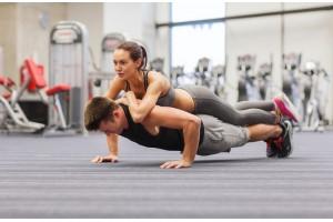 Парные тренировки – как проводить парные тренировки