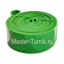 Резиновая петля зеленая 17-54 кг