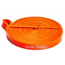 Резиновая петля оранжевая 2-15 кг