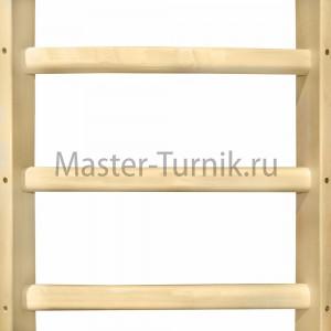 Шведская стенка из массива клена